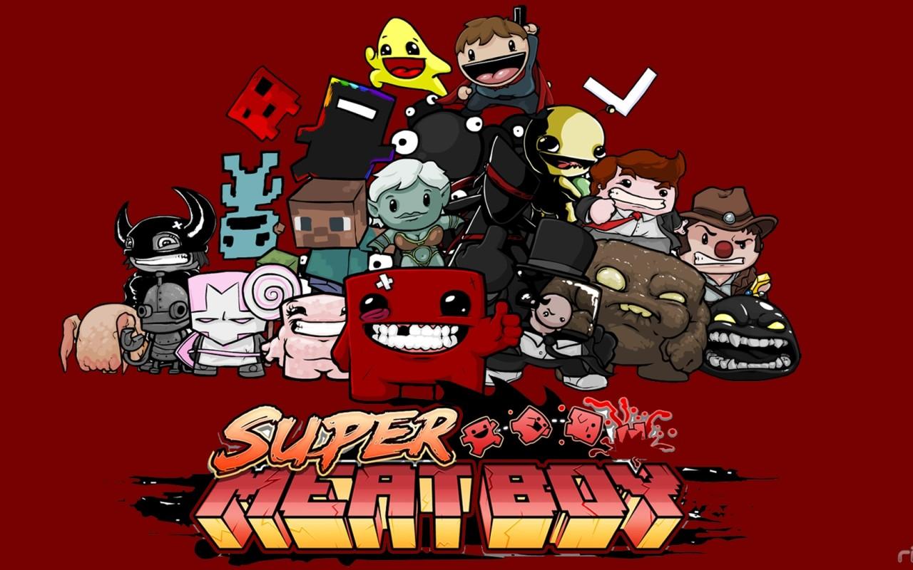 Super Meat Boy chega em dezembro no Switch, Team Meat reforça sobre a possibilidade de uma versão física