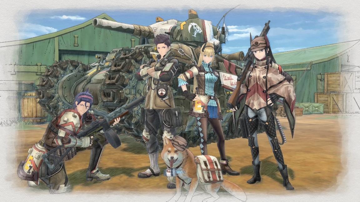 Valkyria Chronicles 4 – Famitsu divulga novos detalhes sobre o jogo