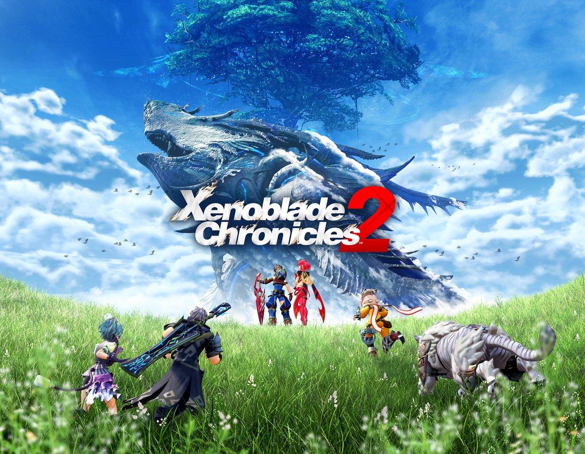 Xenoblade Chronicles 2 ganha novo trailer com foco nos personagens