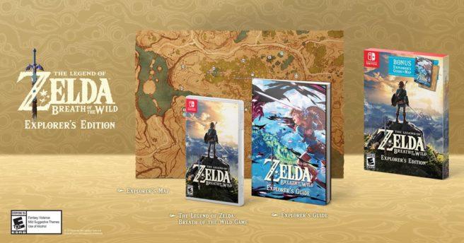 Nintendo anuncia novidades de The Legend of Zelda para a Black Friday
