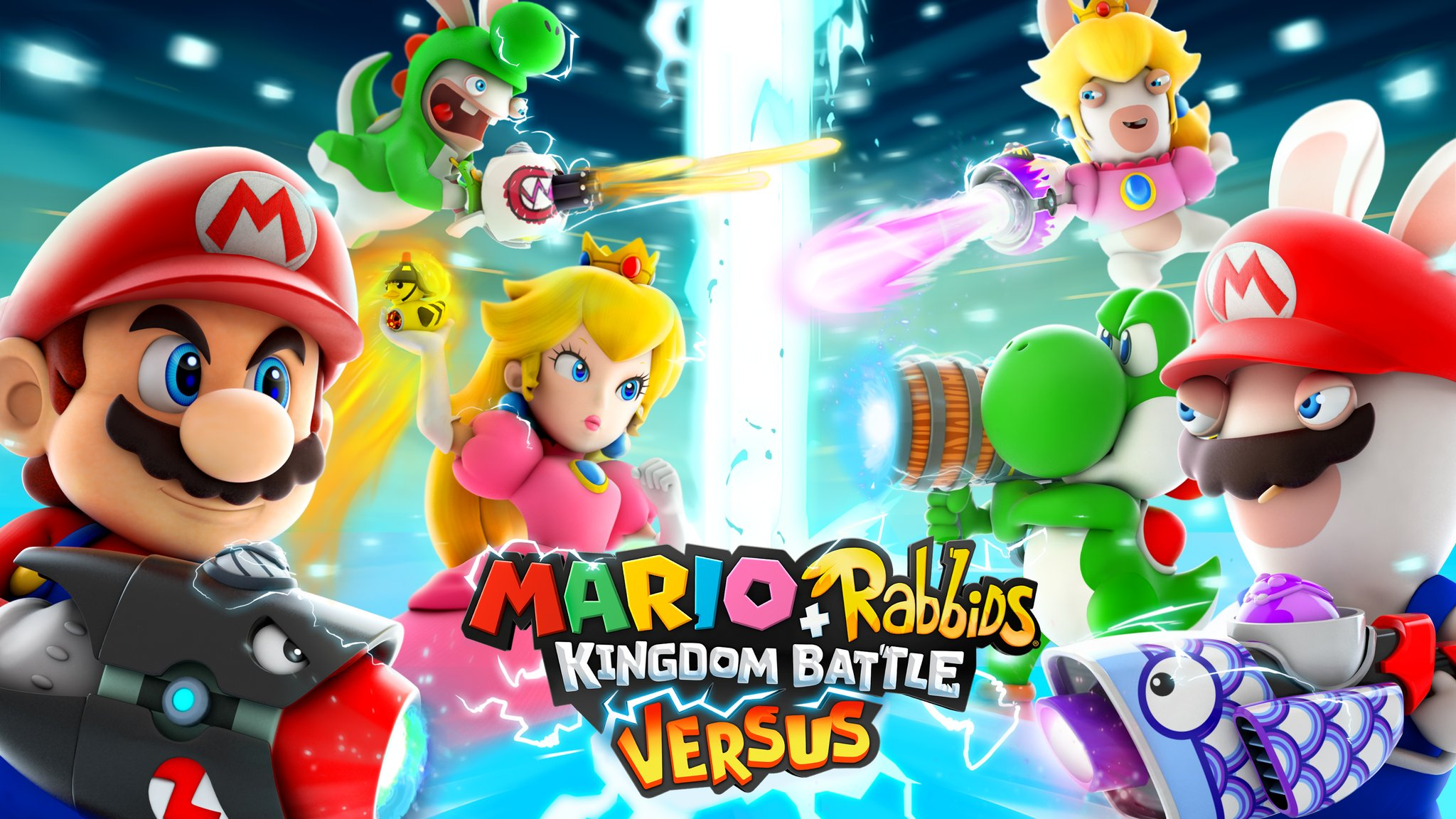 Modo Versus em Mario + Rabbids Kingdom Battle será adiconado amanhã; Veja o trailer