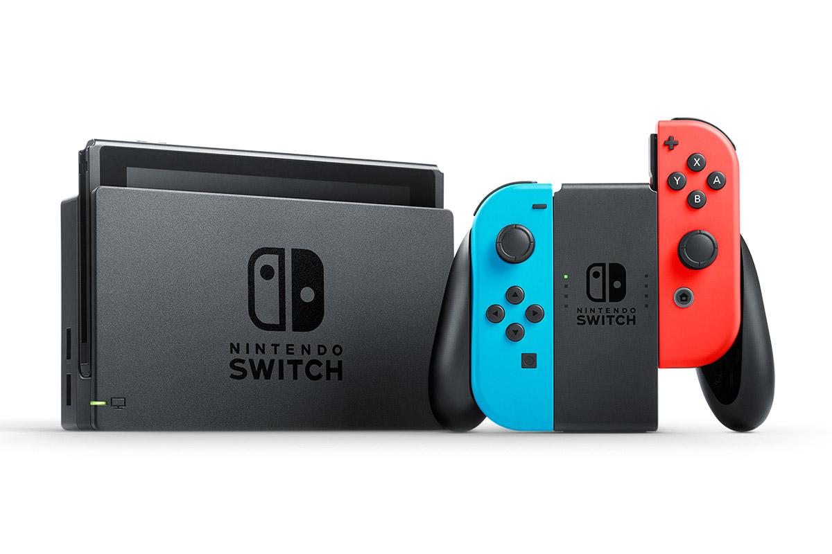 Nintendo Switch atinge a marca de 10 milhões de unidades vendidas em todo o mundo