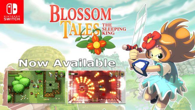 Blossom Tales vende em seu lançamento no Switch o dobro de todas as vendas na Steam até hoje