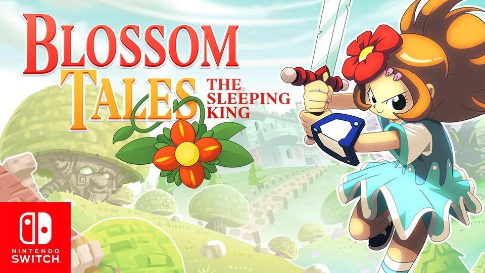 Confira os primeiros 15 minutos de Blossom Tales