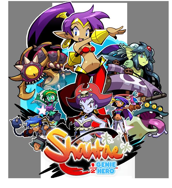 Versão física de Shantae: Half-Genie Hero para Switch chega durante a primavera de 2018