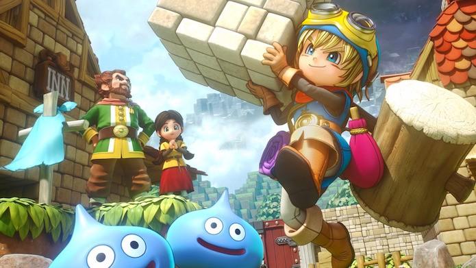 Futuro jogo de Switch, Dragon Quest Builders ganha data de lançamento no ocidente