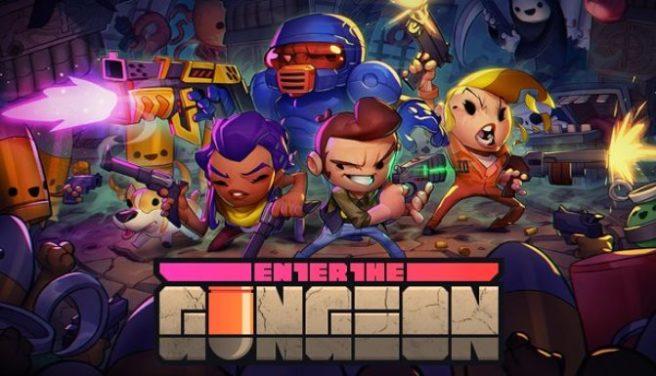 Enter the Gungeon para Switch vende 75 mil cópias em apenas duas semanas