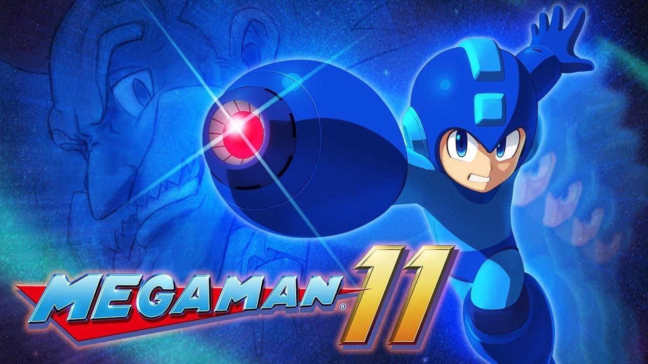 Capcom confirma que Mega Man 11 será vendido em formato físico
