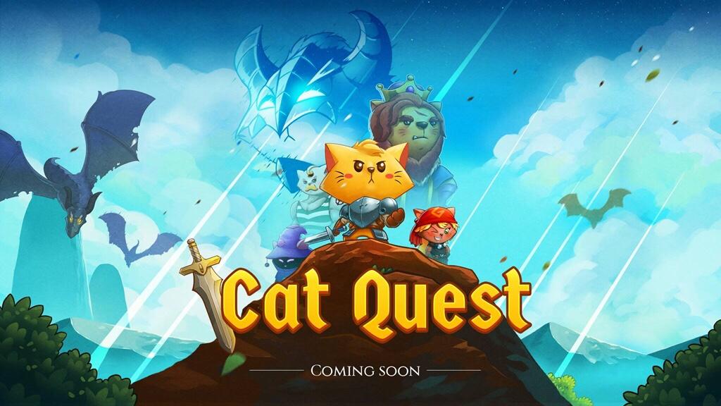 Gentlebros diz que nas primeiras semanas Cat Quest para o Switch está vendendo melhor que na Steam e celulares