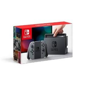 Nintendo abastece as lojas japonesas com grande quantidade de consoles Switch