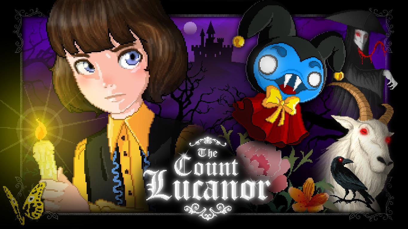 Amazon lista versão física para The Count Lucanor, jogo será distribuído pela Merge Games