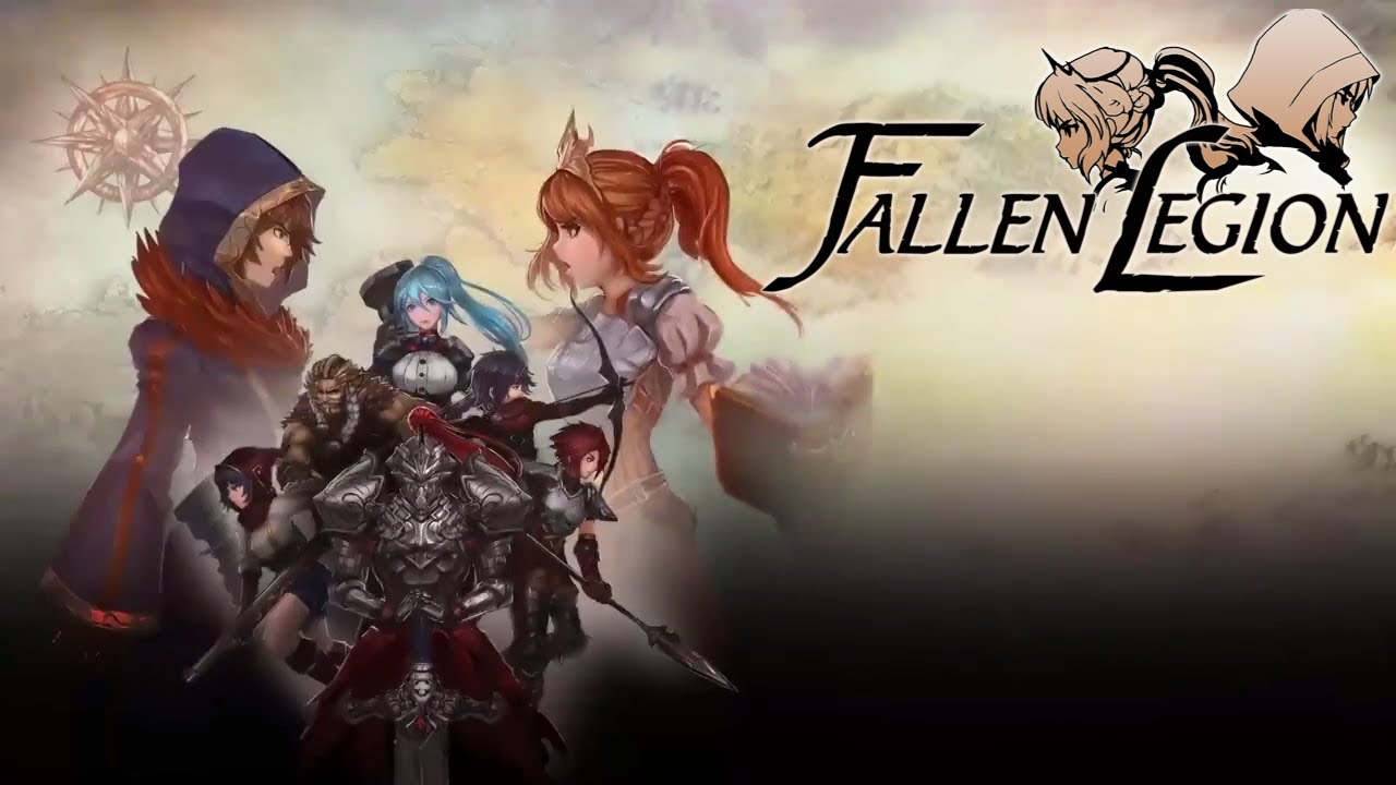 NIS America anuncia Fallen Legion: Rise to Glory para o Nintendo Switch