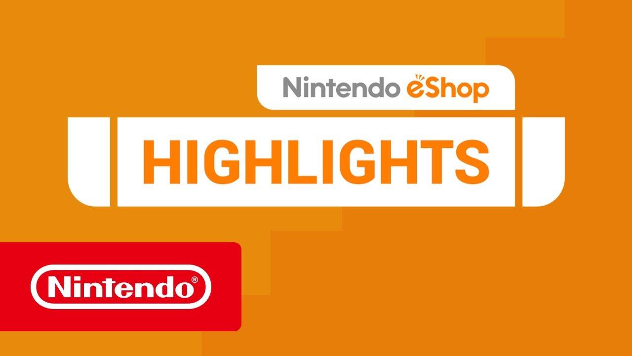 Vídeo promocional da Nintendo sobre alguns destaques de dezembro