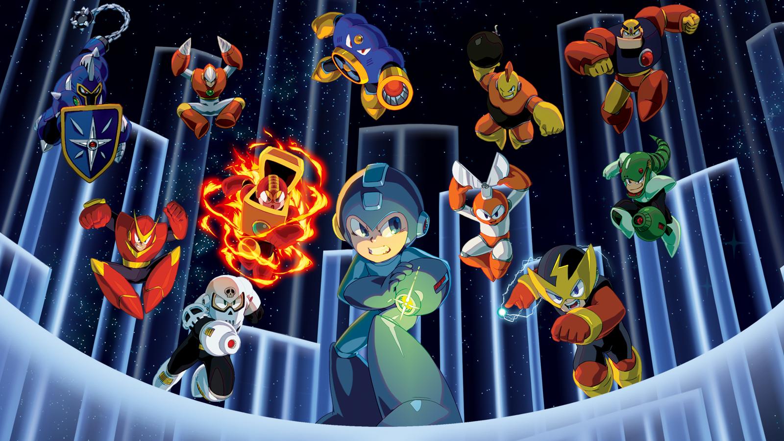 Mega Man Legacy Collection 1 & 2 serão lançados para o Switch no próximo ano, ambos os jogos terão suporte a amiibo