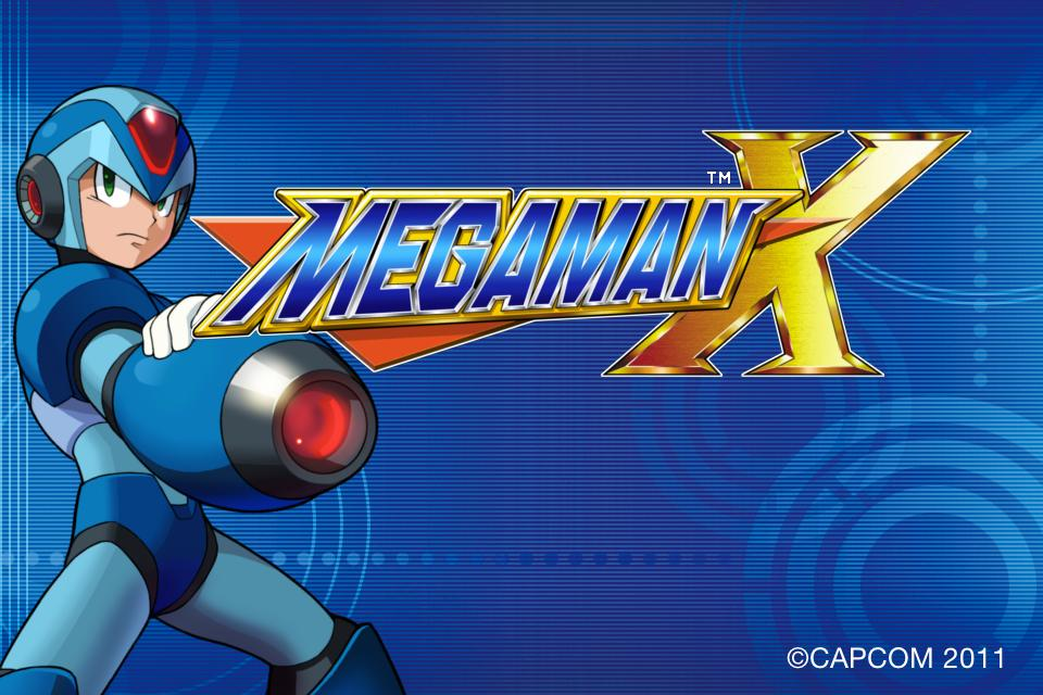 Capcom irá lançar todos os jogos da série Mega Man X para o Nintendo Switch