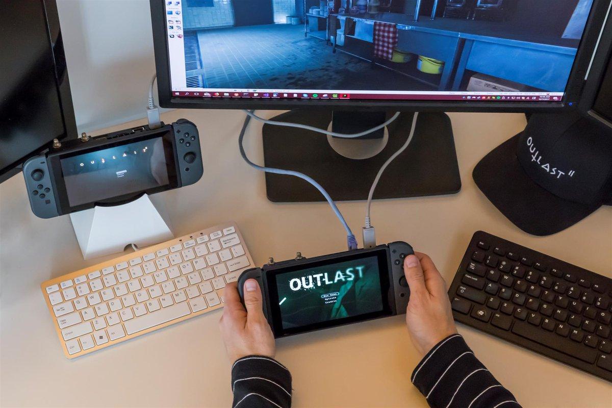 Red Barrels anuncia Outlast 1 & 2 para o switch, jogos estão programados para o primeiro trimestre de 2018