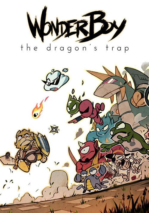 Nicalis confirma bônus na versão física de Wonder Boy: The Dragon's Trap