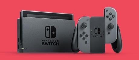 Japão: Nintendo Switch atinge a marca de 2.5 milhões de unidades vendidas em 2017