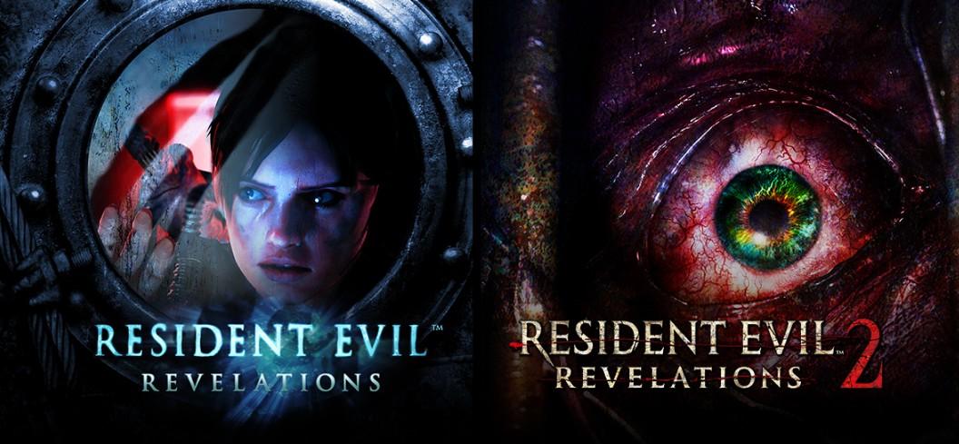Digital Foundry: Análise técnica de Resident Evil Revelations Collection para o Nintendo Switch