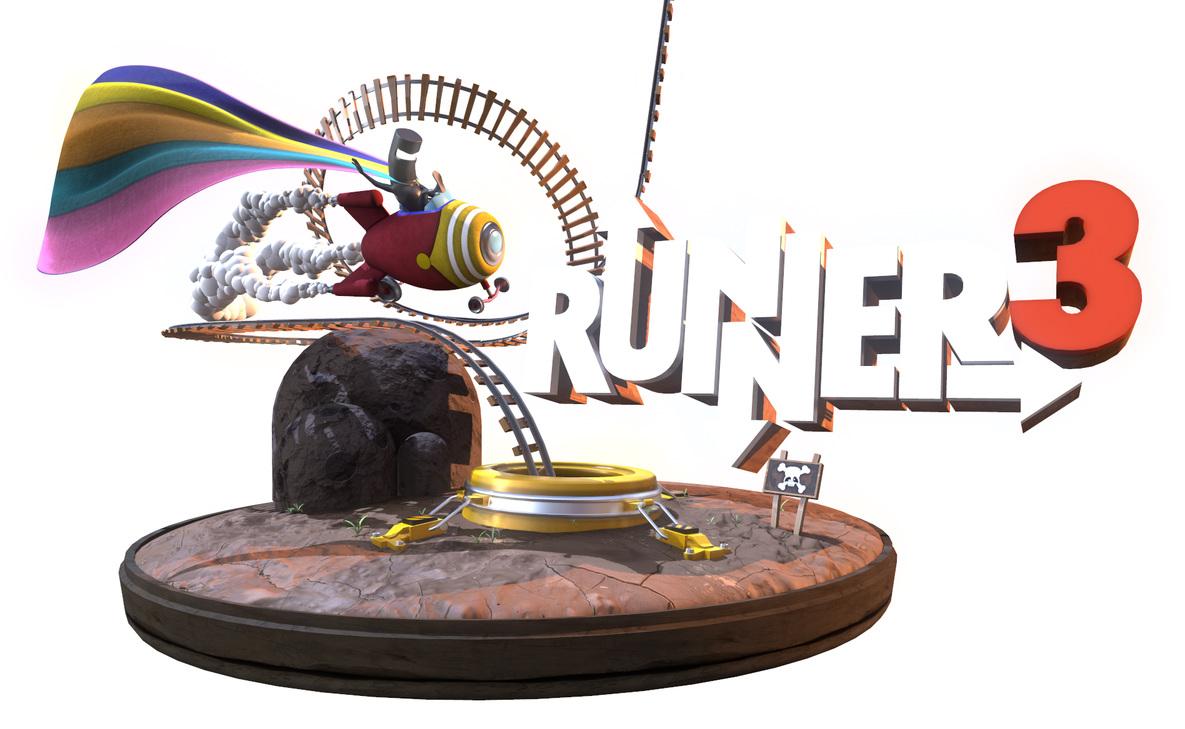 Runner3 chega no início de 2018, jogo terá formato físico distribuído pela Nicalis