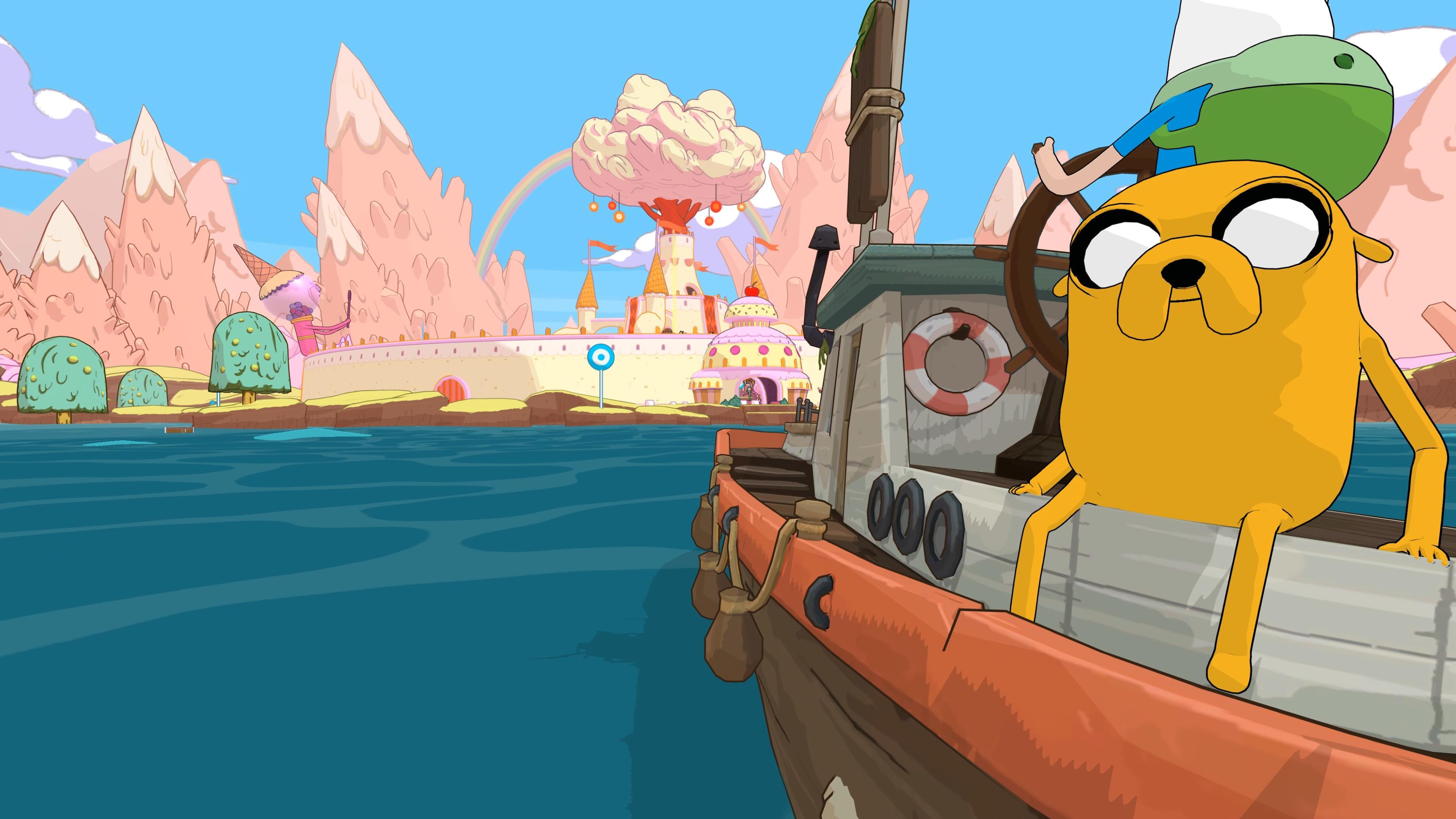 Adventure Time: Pirates of the Enchiridion é anunciado para o Nintendo Switch