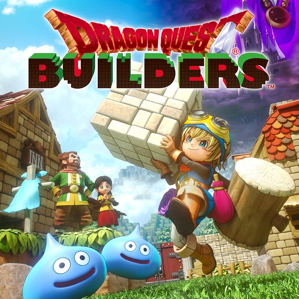 Dragon Quest Builder para Switch será apresentado durante Jump Festa 2018