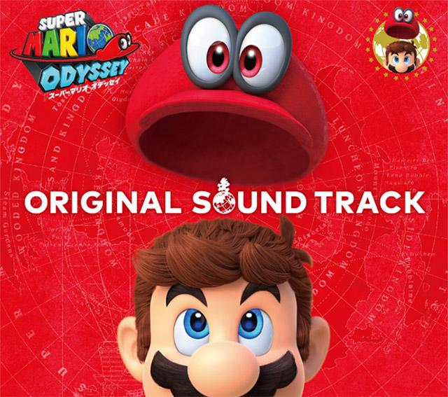Seleção de músicas de Super Mario Odyssey será lançada amanha via iTunes; CD com a trilha sonora completa do jogo chega em fevereiro ao Japão. Confira detalhes