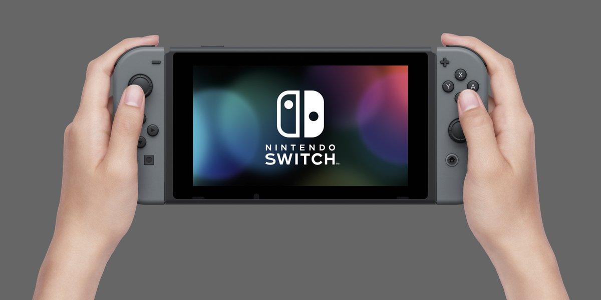 Lançamento do Nintendo Switch obtém sucesso na Coreia do Sul