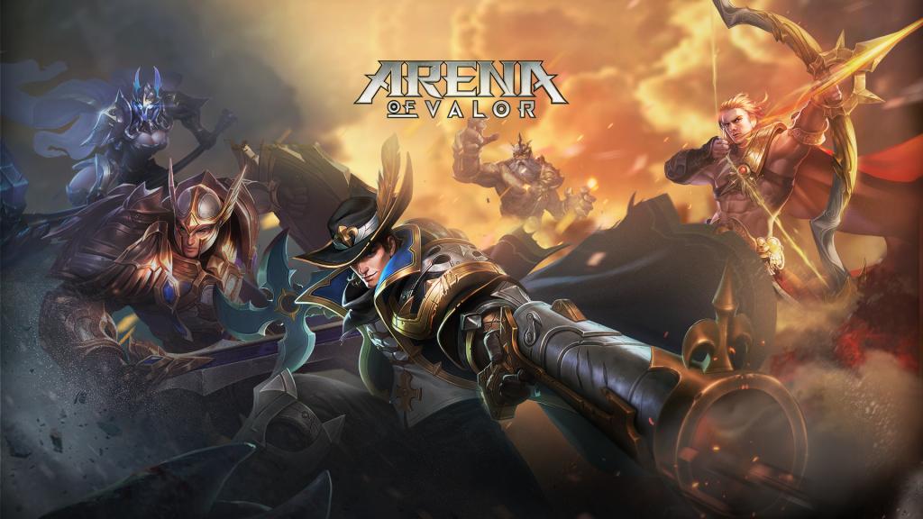 Closed Beta de Arena of Valor está chegando na Europa, veja como se cadastrar