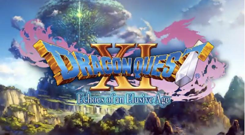 Streaming sobre Dragon Quest XI foi marcada para semana que vem no Japão