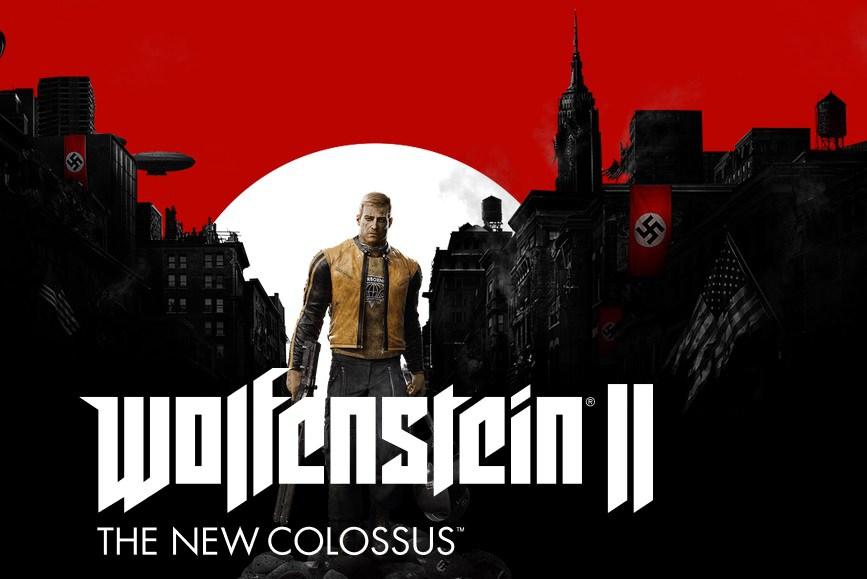 Versão digital de Wolfenstein II para Switch irá ocupará mais que os 13gb previamente anunciados