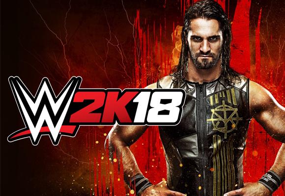 WWE 2K18 será lançado nesta semana para o Nintendo Switch
