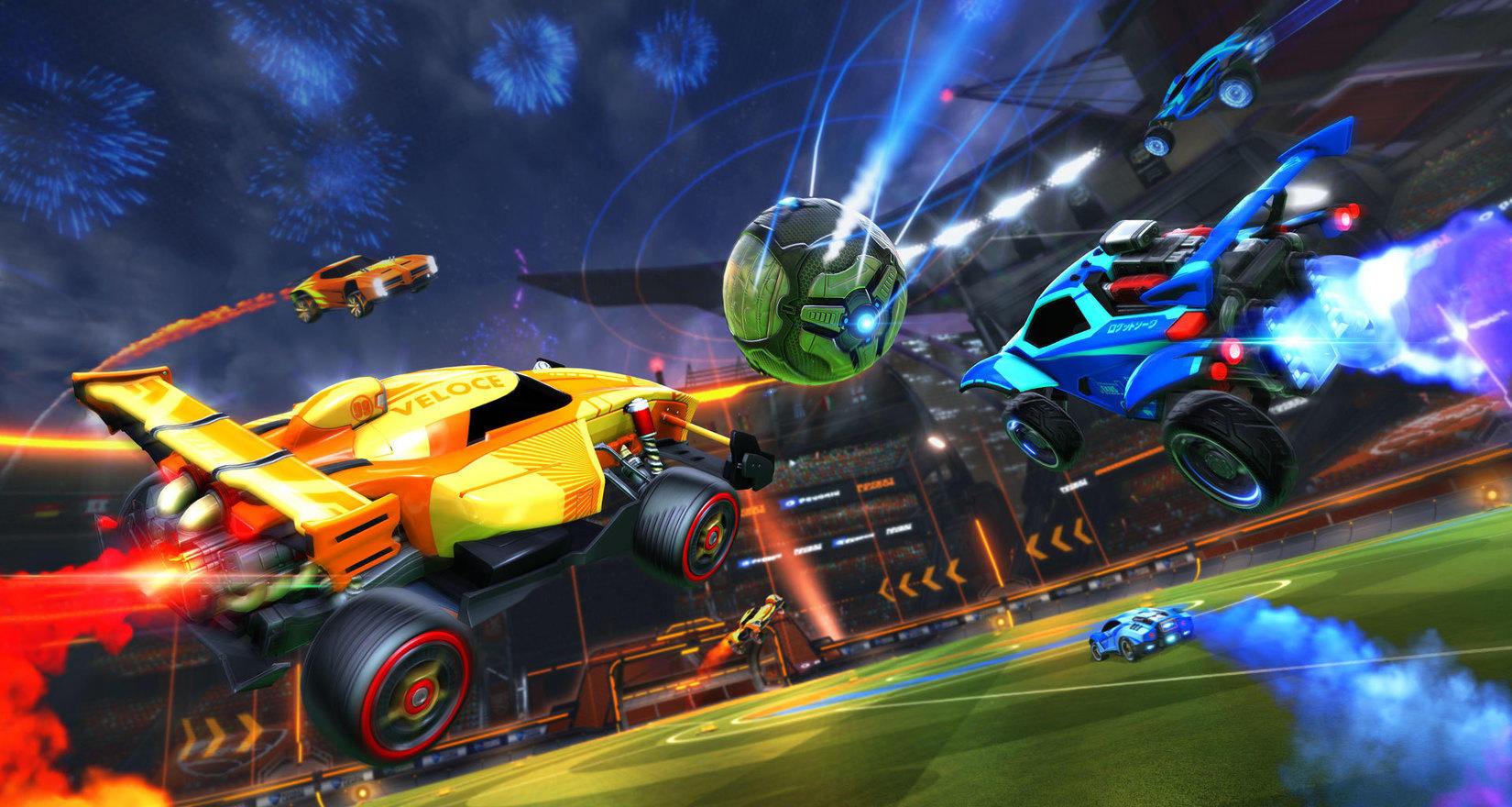 EB Games lista Rocket League Collector's Edition para o Nintendo Switch