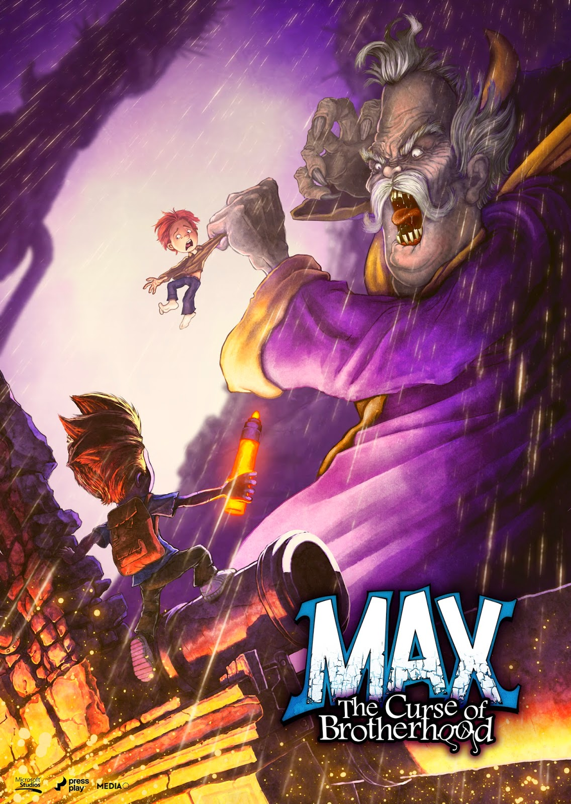 Wired Productions anuncia versão física para Max: The Curse of Brotherhood