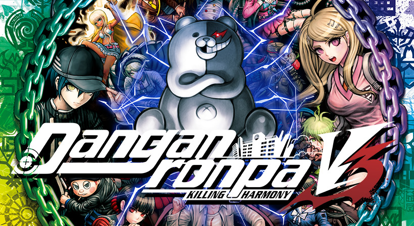 Danganronpa V3 Killing Harmony é listado para o Nintendo Switch