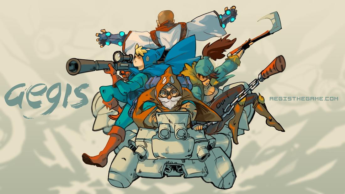 Aegis Defenders chegará no Nintendo Switch, jogo será publicado pela Humble Bundle