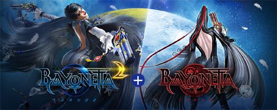 [Switch] Versão japonesa de Bayonetta 1 & 2 terá legendas em inglês