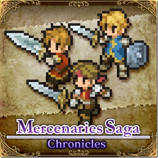 Mercenaries Saga Chronicles chega no próximo mês na América do Norte e Europa