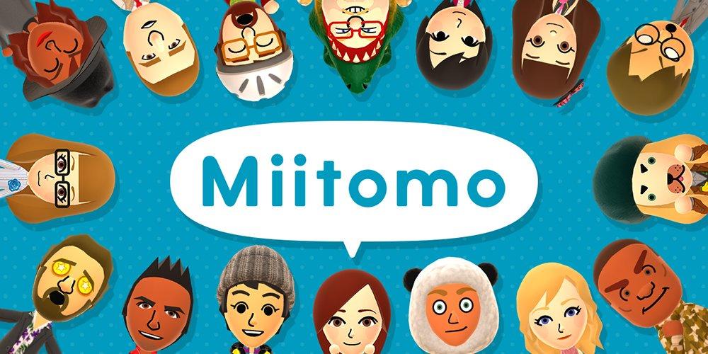Nintendo encerrará atividades do aplicativo Miitomo