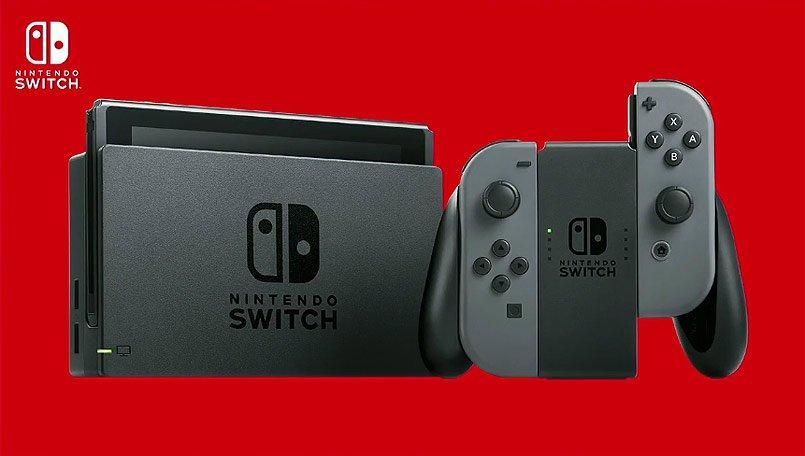 Nintendo Switch ultrapassa as vendas globais do Wii U em apenas 10 meses