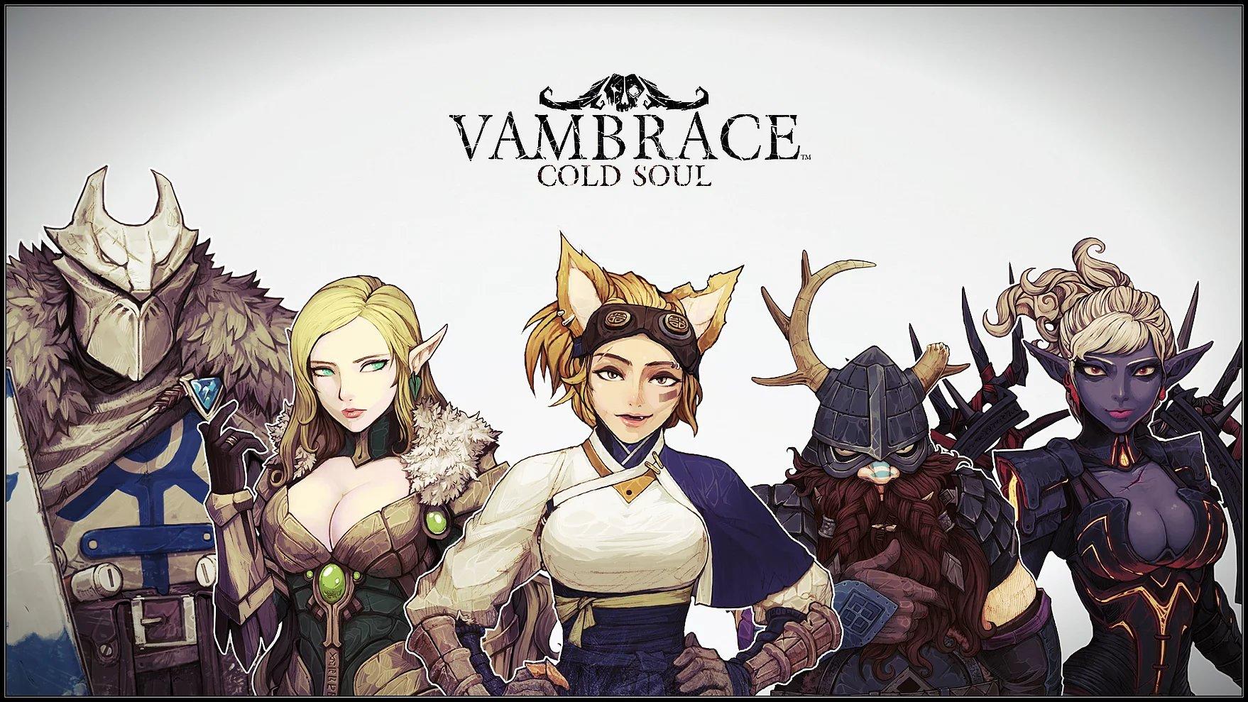 Futuro jogo de Switch, Vambrance: Could Soul foi anunciado