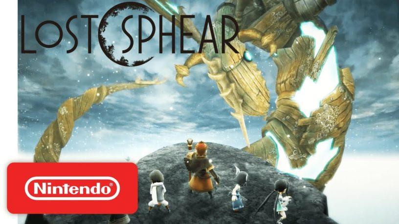 Futuro jogo de Switch, Lost Sphear recebe novo trailer
