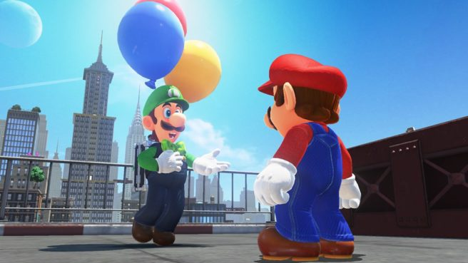 Super Mario Odyssey irá ganhar atualização gratuita