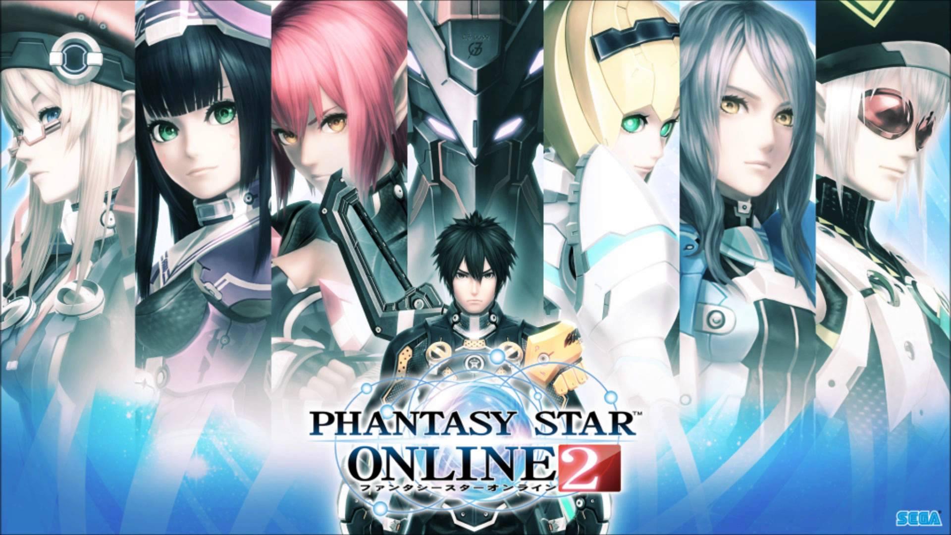 Phantasy Star Online 2 Cloud para Switch  não precisará de atualizações constantes e poderá ser jogado em Cross-play com PC