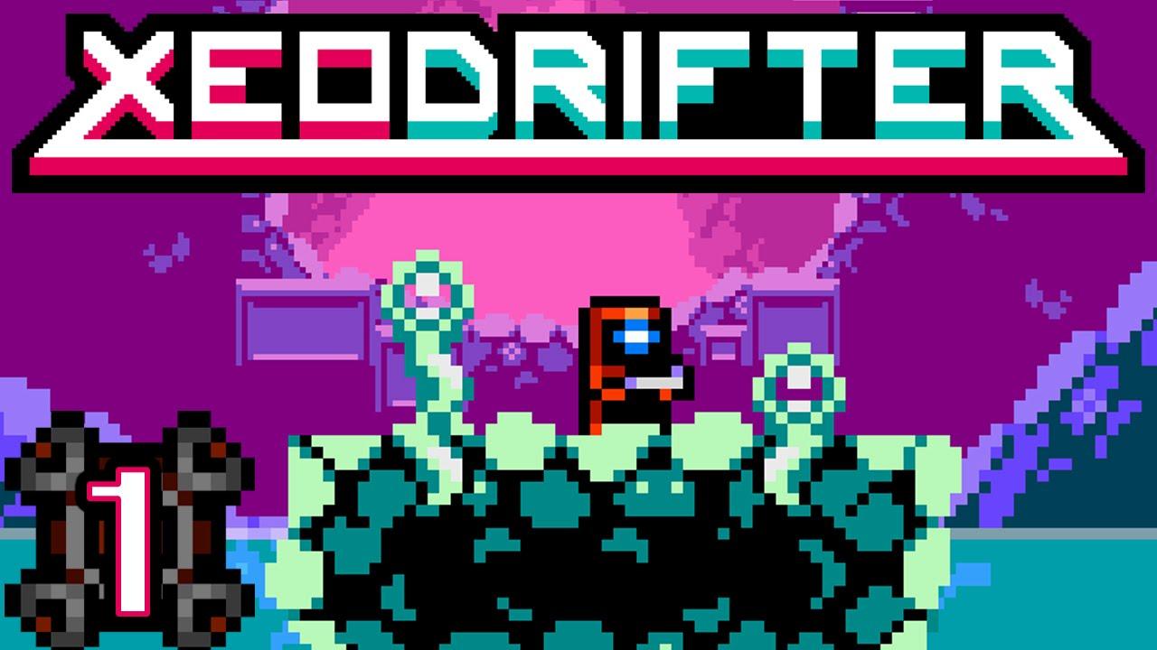 Atooi confirma Xeodrifter no Nintendo Switch