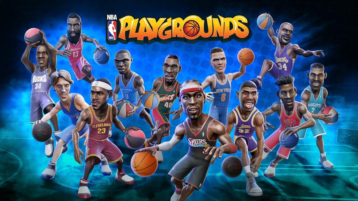 [Switch] NBA 2K Playgrounds 2 irá receber edição física