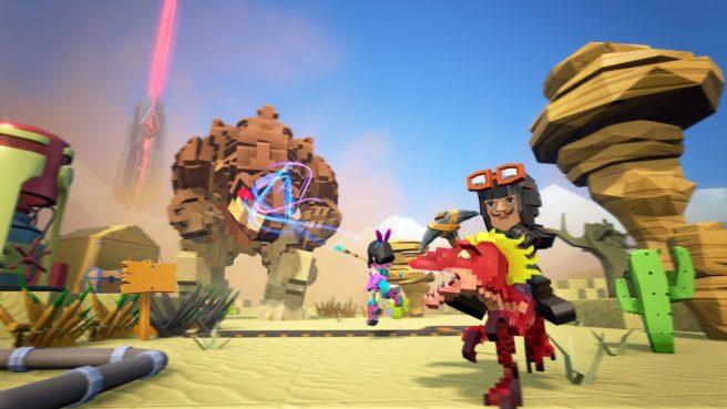 Futuro jogo de Switch, PixARK foi anunciado