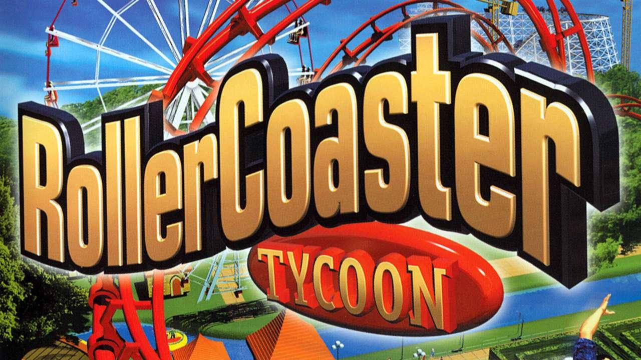 Atari está arrecadando fundos para desenvolver um novo RollerCoaster Tycoon no Nintendo Switch
