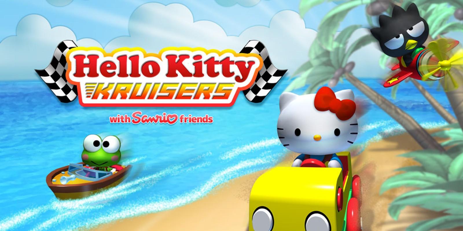 Hello Kitty Kruisers é listado para o Nintendo Switch