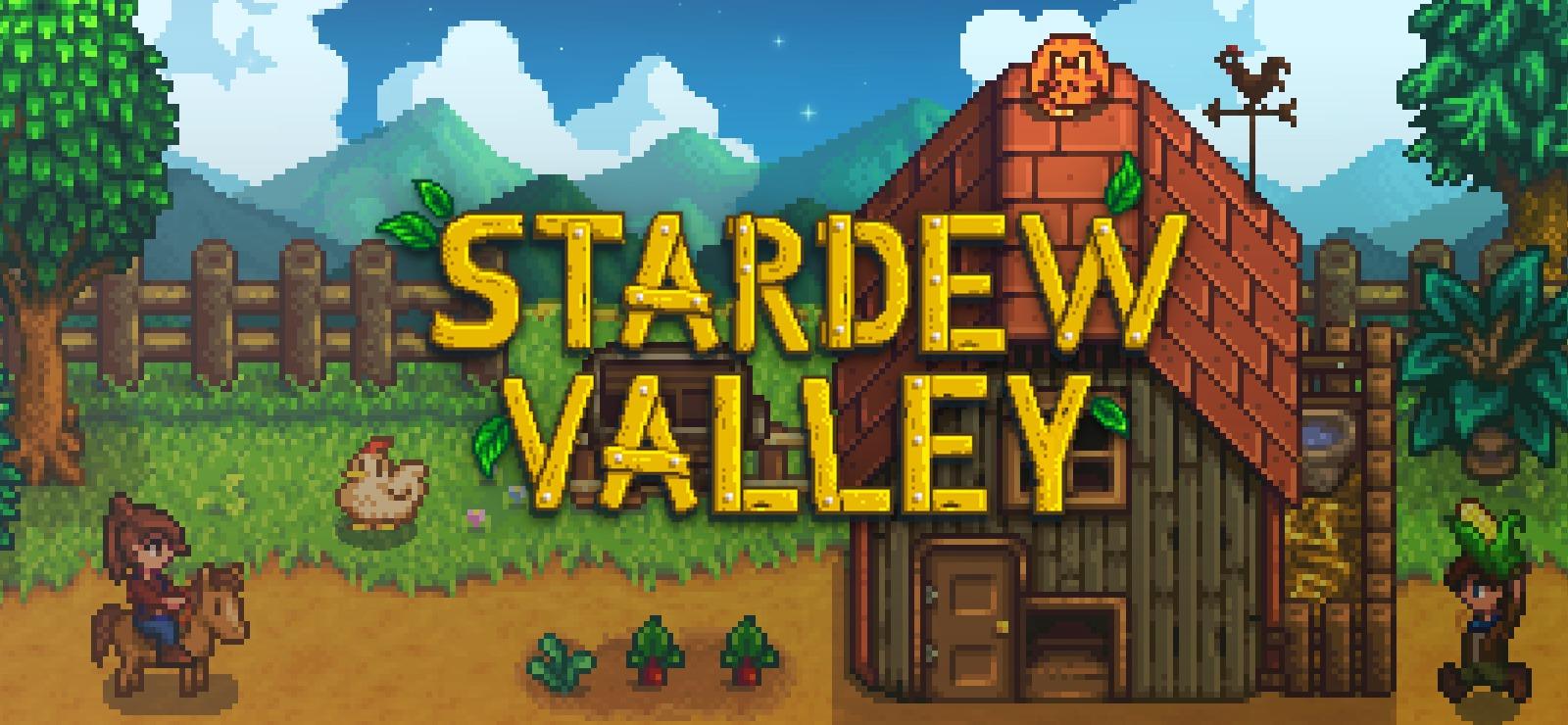Stardew Valley foi o jogo mais baixado na eShop em 2017